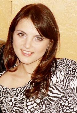 Sabina (34) aus Breslau auf www.wege-zum-glueck.net (Kenn-Nr.: w10205)