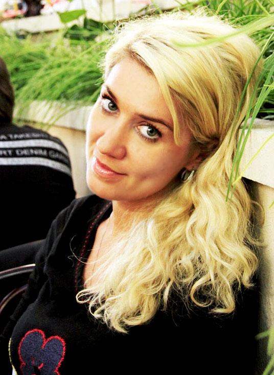 Victoria (46) aus Kattowitz auf www.wege-zum-glueck.net (Kenn-Nr.: w10366)